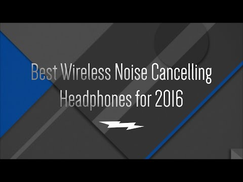 Best Wireless Noise Cancelling Headphones 2016 - Bose QC35 Sony MDR100ABN Or Bang and Olufsen...