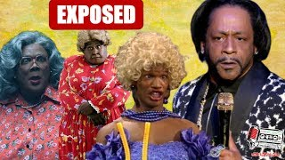 Katt Williams EXPOSES Martin Lawrence, Tyler Perry & Jamie Foxx For Doing The Dress Ritual! TB