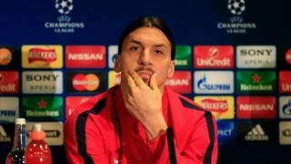 Zlatan Ibrahimovic - Bad Boy ● Crazy Interviews