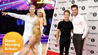 AJ Pritchard on Why He Quit Strictly and Dancing With Brother Curtis | Good Morning Britain