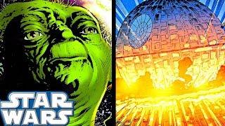 Yoda FINALLY Kills Sidious and Destroys the Empire - Star Wars Infinites Explained