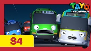 Tayo S4 #11 l Mountain ghost incident l Tayo the Little Bus l Season 4 Episode 11