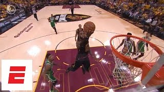 LeBron James full highlights: 44 points vs. Celtics in Game 4 of Eastern Conference finals | ESPN