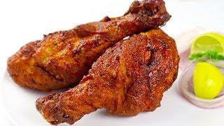 घर पर बनाये आसानी से दिल्ली जैसा फ्राइड चिकन | Simple Fried Chicken Recipe Delhi Style Tasty n Easy