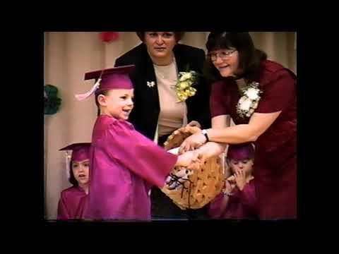 CES K Graduation 6-16-00