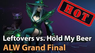 ► Heroes of the Storm: Leftover vs. Hold My Beer - ALW Grand Final