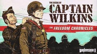 Wolfenstein II - Le gesta del Capitano Wilkins