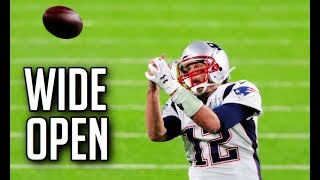 NFL Biggest Wide Open Pass Drops || HD (PT. 2)