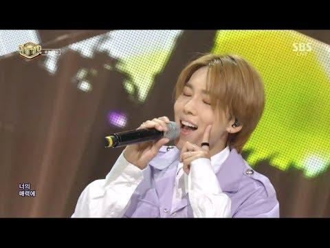WINNER - 'LOVE ME LOVE ME' 0813 SBS Inkigayo