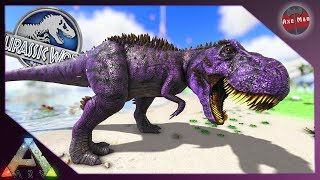 THE ULTIMATE GENETICALLY MODIFIED DINOSAUR | ARK SURVIVAL EVOLVED [JURASSIC PARK MOD EP33]