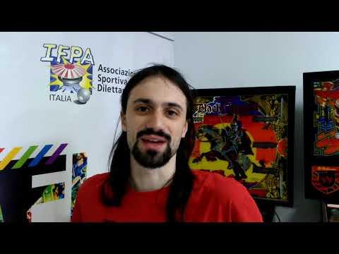 Ifpa16: Roberto Pedroni racconta il suo mondiale di flipper sportivo
