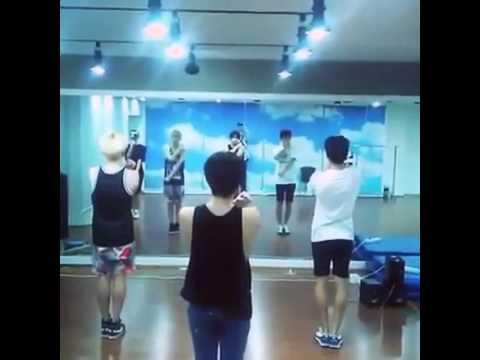 151229 JaeWon Shim [SM Performance Director] Instagram update : SHINee Dance Break