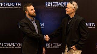 Rollo Tomassi & Anthony Dream Johnson #21CON Livestream