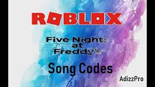 Roblox Fnaf 1 2 3 And 4 My Favorite Songs Codes Tải Video