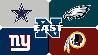 NFL Team Previews: NFC East