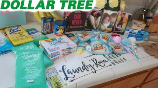 DOLLAR TREE HAUL * WHAT DID I BUY??