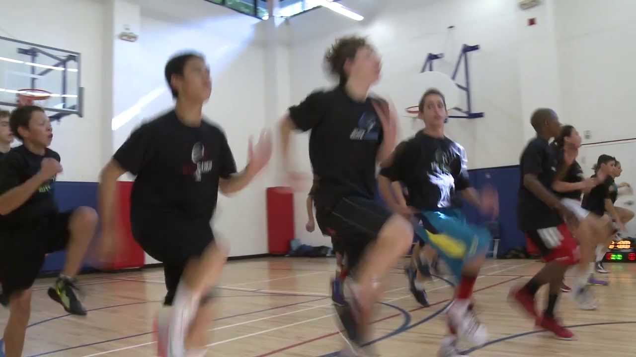 Basketball Camp Teen 8