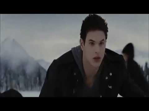 Emmett Cullen Amanecer Parte 2 en batalla