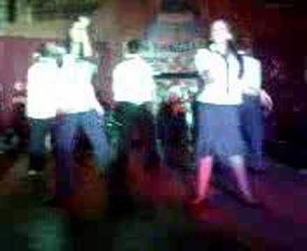 coreografia cristiana lilly goodman