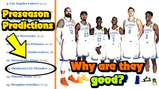 Nobody Believed The OKC Thunder Would Be Good...