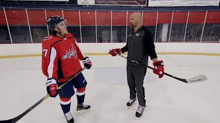 NHL Network Ice Time: T.J. Oshie demonstrates shootout approach