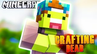 I HAVE THE PLAGUE? | Minecraft Crafting Dead