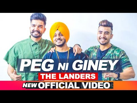The Landers - Peg Ni Giney (Official Video)