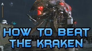 """Mayday : How To Beat The Kraken SOLO On Mayday! - """"Call of Duty Ghost"""" Extinction"""