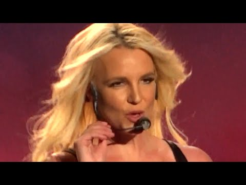 Britney Spears - ...Baby One More Time/Oops!... I Did It Again (Live From Las Vegas)