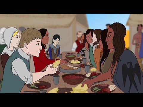 The First Thanksgiving: What Really Happened