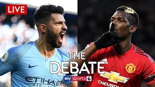 LIVE! Can Jose Mourinho overcome Manchester City?   The Debate   Gordon Strachan & Danny Mills