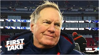 Can the Patriots still make the playoffs with several players opting out? | First Take