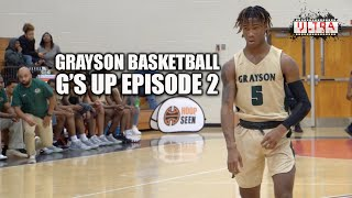 Grayson Basketball | G's Up - EPISODE 2