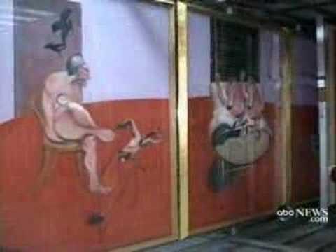 Inside IRAN's underground billion-dollar art gallery