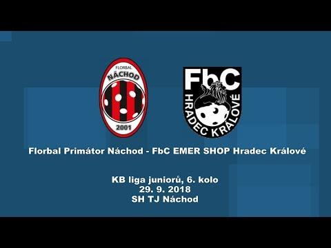 junioři KB liga, Náchod - FbC Hradec Králové