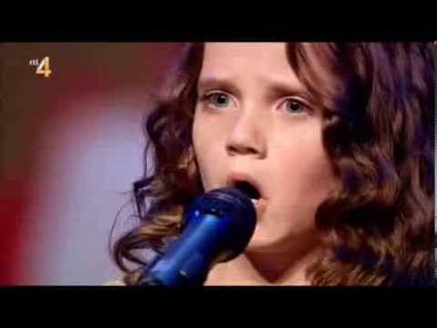 Holland Got Talent   Amira Willighagen   26 oktober 2013
