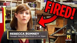10 Things You Didn't Know About Rebecca (Pawn Stars)