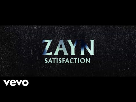 ZAYN - Satisfaction (Audio)