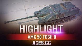 Новый барабан! AMX 50 Foch B