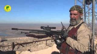 Lính bắn tỉa 62 tuổi diệt 173 phiến quân IS khiến IS khiếp sợ