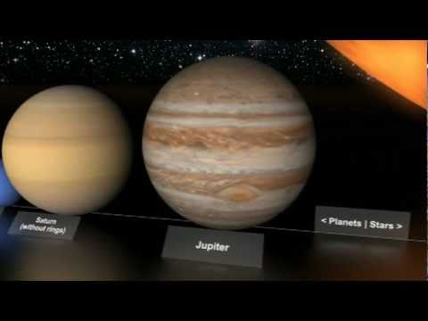 neptune compared to other planets - photo #21