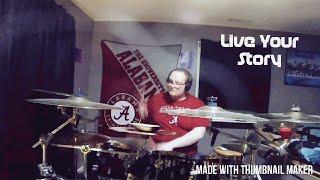 Live Your Story - Auli'i Cravalho - Drum Cover