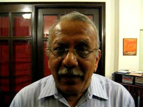 Nitin Desai on Internet Governance
