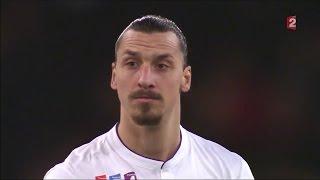 Zlatan Ibrahimovic vs Lille OSC Away (03/02/2015)