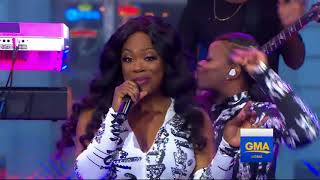 Xscape Reunion Performs Just Kickin It Live on Good Morning America (2017)