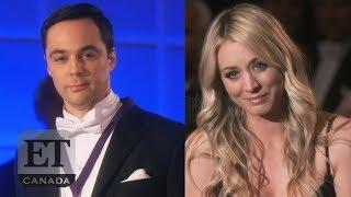 Jim Parsons, Kaley Cuoco React To 'Big Bang Theory' Finale