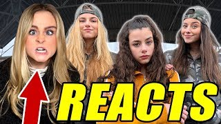 Ivey REACTS: Leave Me Alone (Davis Sisters) Music Video