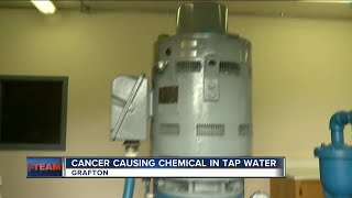 Cancer-causing chemical in local water supply