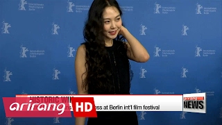 Kim Min-hee wins best actress award in Berlin film fest
