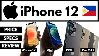 iPhone 12 Price List Philippines, EXPECTED Release Date| SPECS & REVIEW iPhone 12 Mini, Pro, Pro MAX